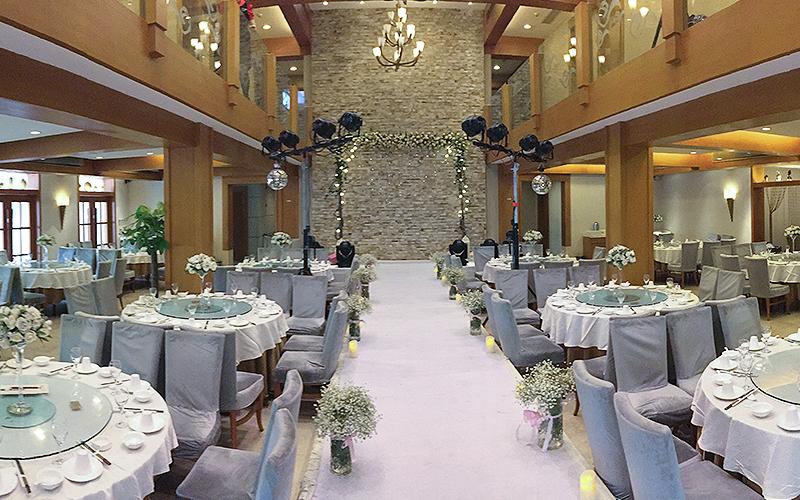 湖北巨浪酒店婚宴预订