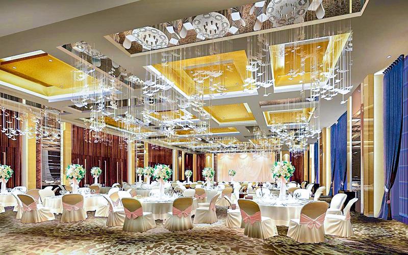 新加坡泰国村酒楼婚宴预订