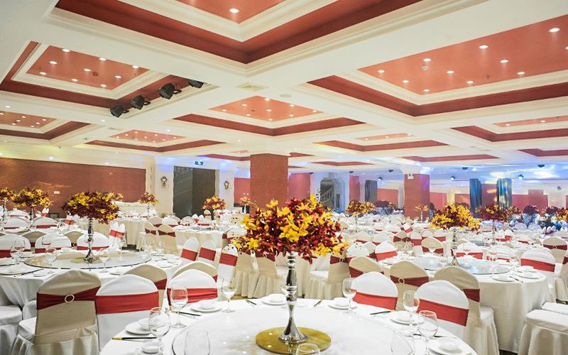 红顶美锦店婚宴预订