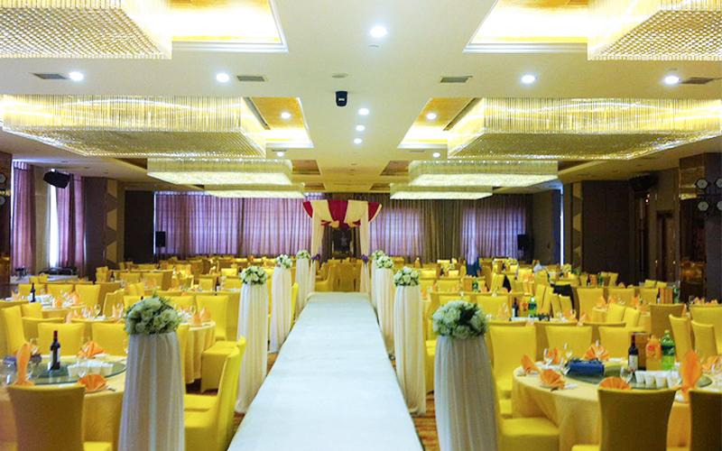 莱斯国际酒店婚宴预订