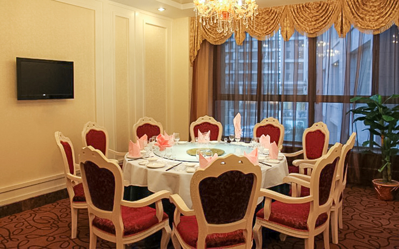 隆程大酒店婚宴预订