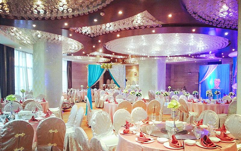 金黄山国际酒店婚宴预订