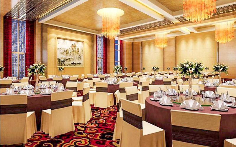 皇冠假日酒店婚宴预订