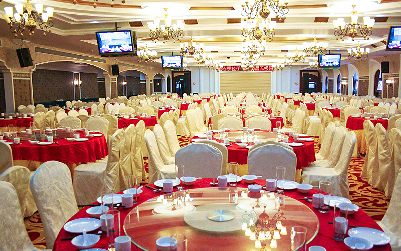 海龙大酒店婚宴预订