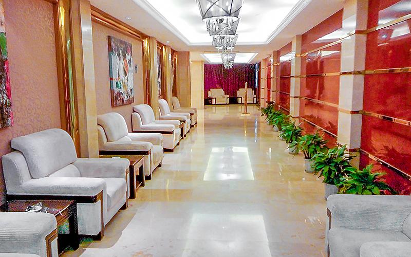 大河国际酒店婚宴预订