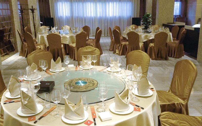 青山锦城酒店婚宴预订