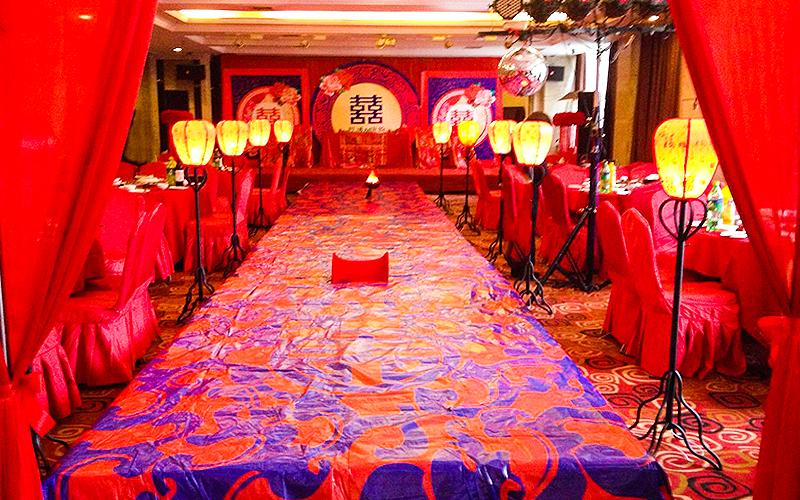 红谷滩地中海阳光大酒店婚宴预订