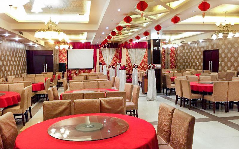 金牌厨房酒店婚宴预订