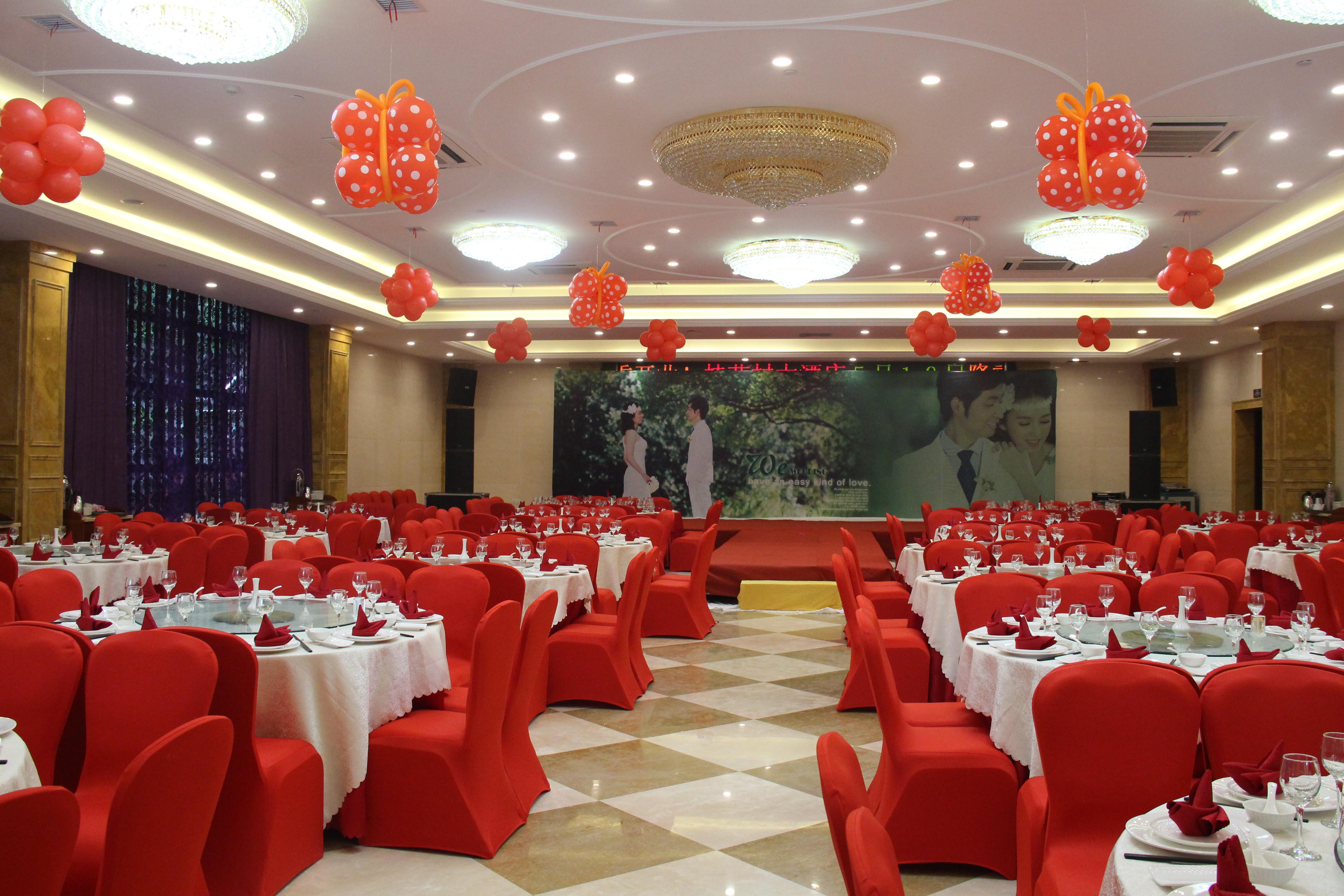 桂花村大酒店婚宴预订
