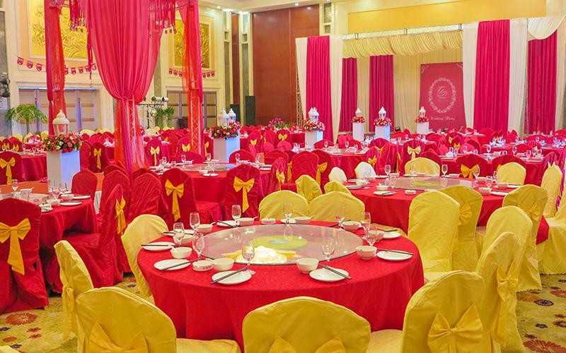 鼎昇国际大酒店婚宴预订