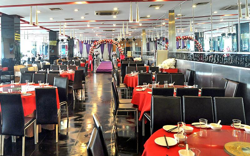 0791厨房制造酒店婚宴预订