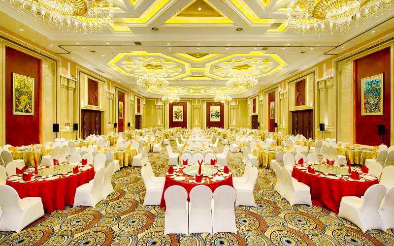 嘉莱特精典国际酒店婚宴预订