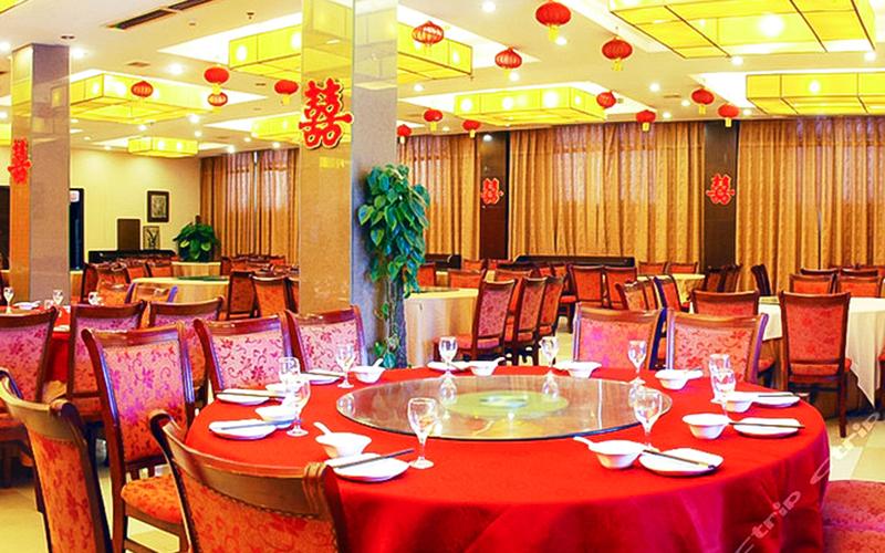 观园楼商务酒店婚宴预订
