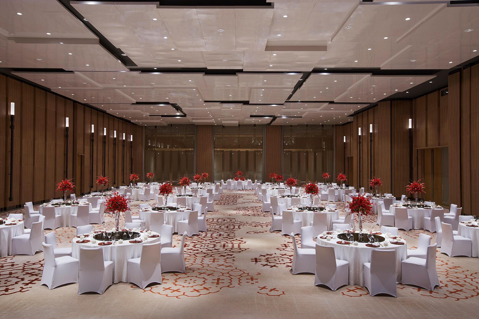 深圳机场凯悦酒店婚宴预订