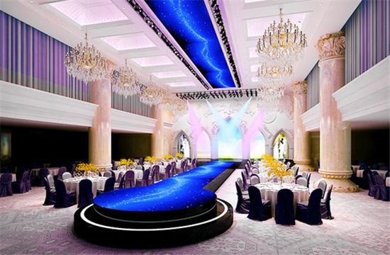 东湖区特色婚宴酒店