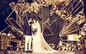 婚礼策划方案:时光·金色几何