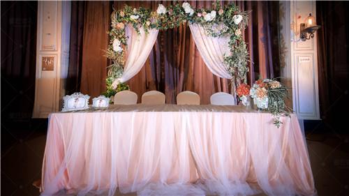 长沙结婚婚礼布置的技巧