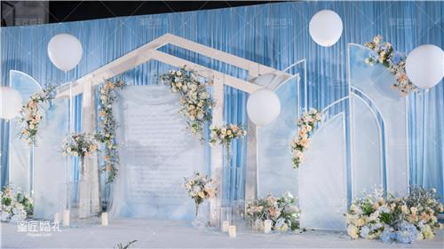 郑州农村婚礼现场怎么布置