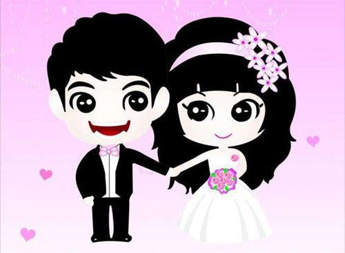 发小结婚祝福语