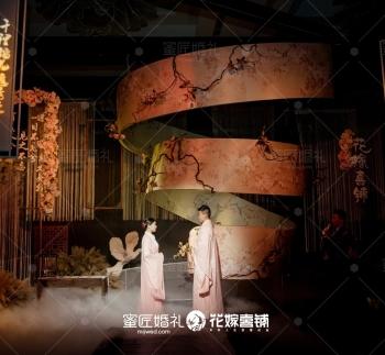 庐江县婚庆策划方案:明日·婚礼秀