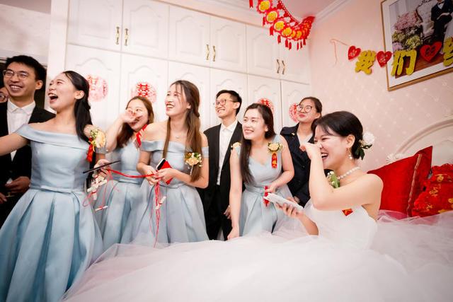 结婚耍新郎的方法100种 结婚就是要这样闹新郎