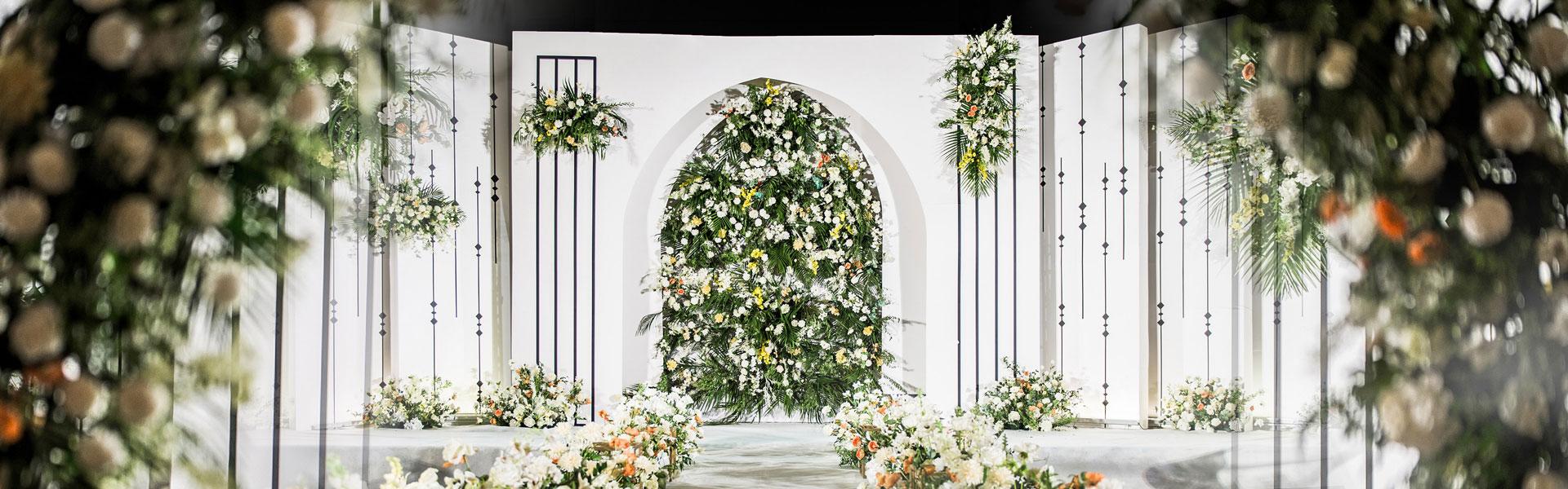 北京婚庆策划案例:最美婚礼 第12期   湖南 长沙