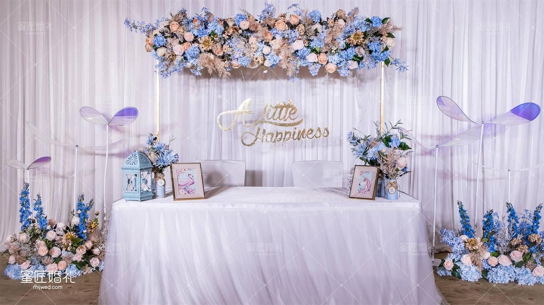 浪漫主题婚礼策划方案