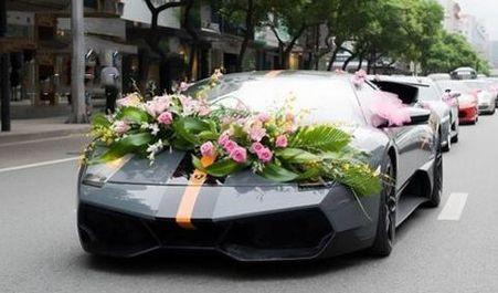 2020年合肥婚车一辆多少钱