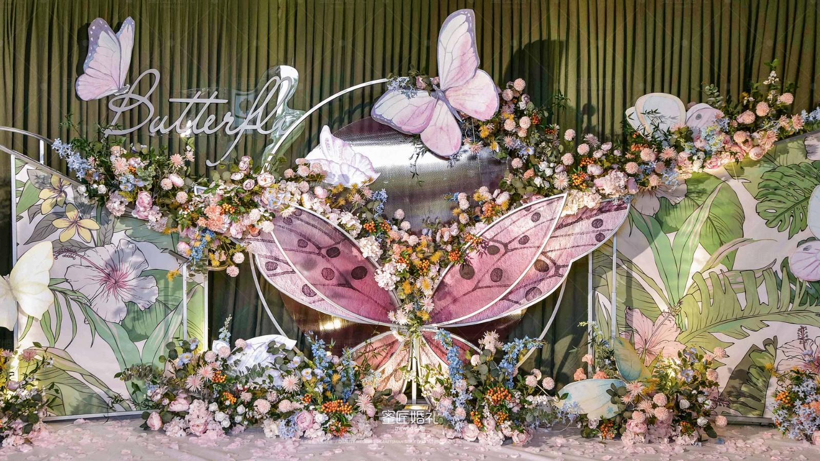 童话主题婚礼风格