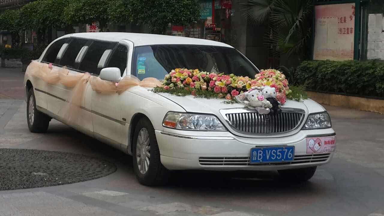 合肥婚车租一次多少钱