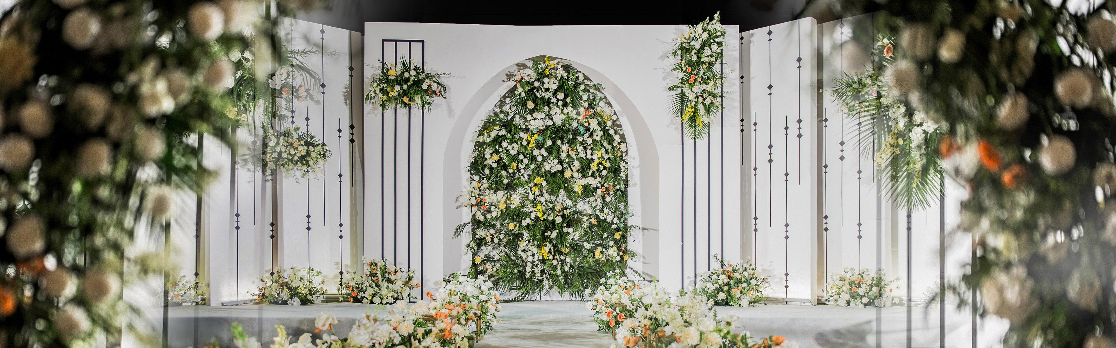 民勤县婚庆策划案例:最美婚礼 第12期 | 湖南 长沙