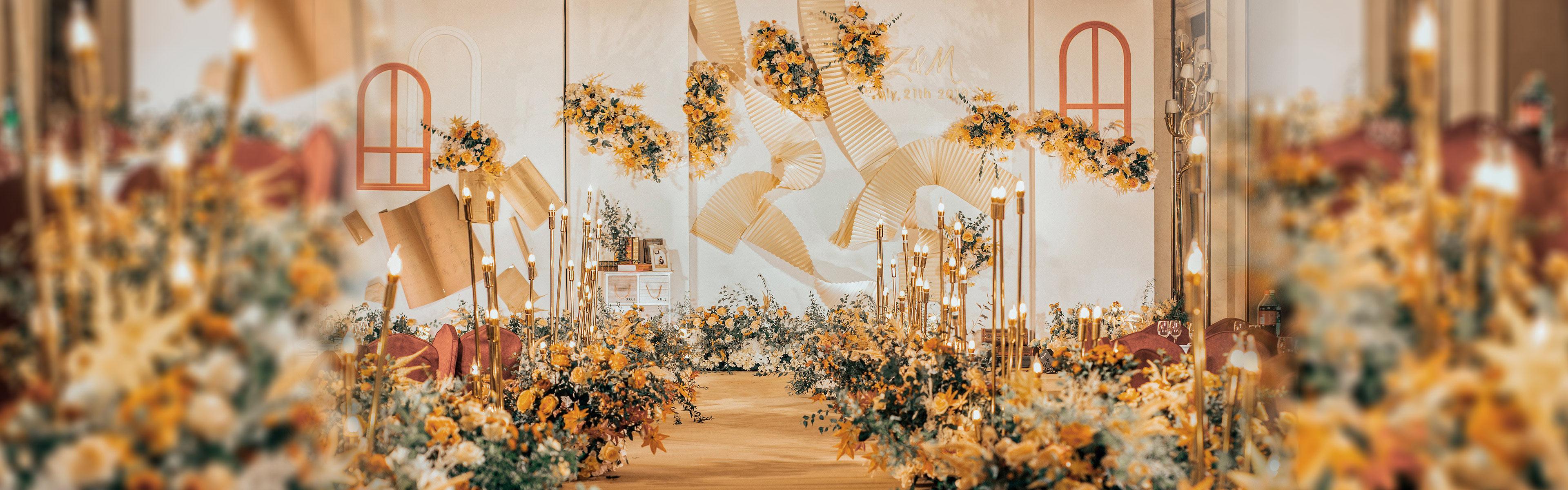 民勤县婚庆策划案例:最美婚礼 第12期 | 河南 郑州