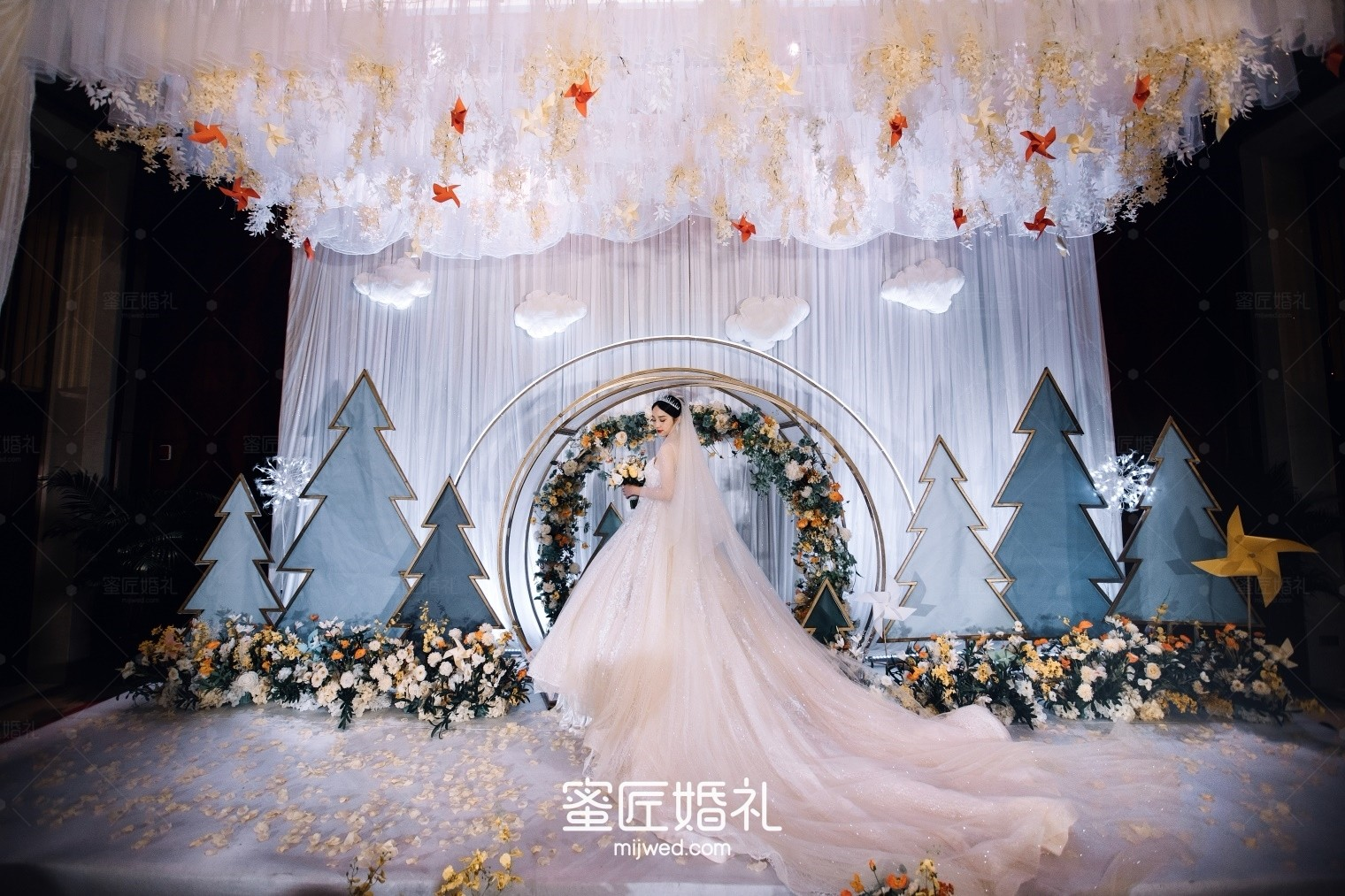 冬季主题婚礼有哪些 冬天适合什么婚礼主题