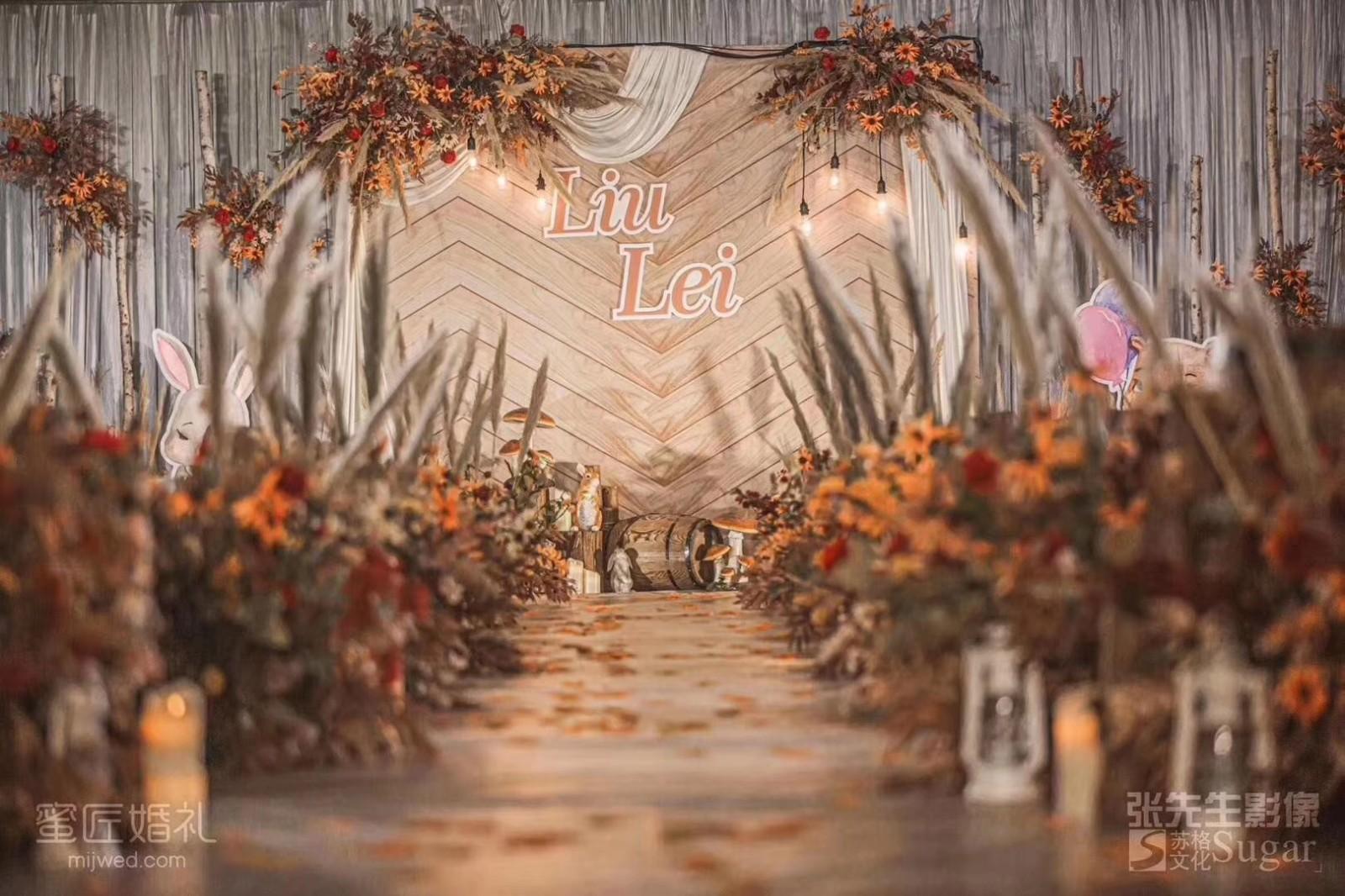 婚礼布置价位 布置婚礼大概多少钱