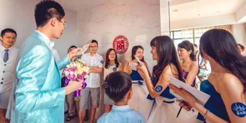 元旦婚礼现场活动氛围游戏 适合婚礼的温馨游戏