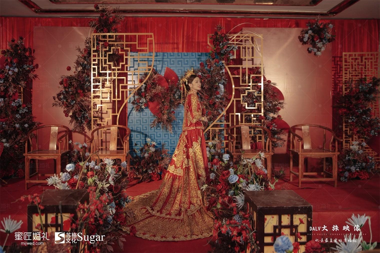 传统中式婚礼歌曲