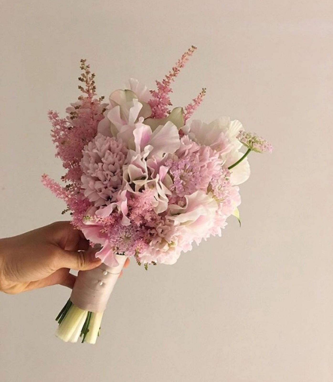 收到花的心情短语 女人收到花的心情短语