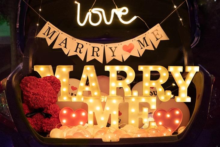 2020年求婚台词简短又感动 蜜匠婚礼