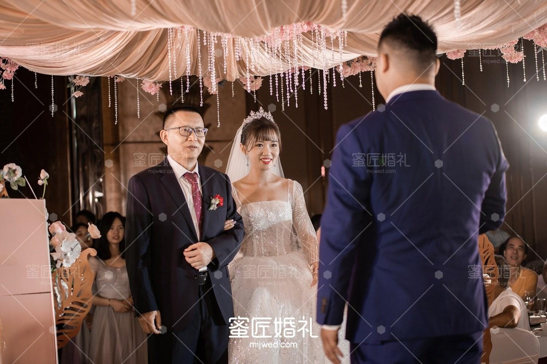 父亲给女儿的新婚致辞