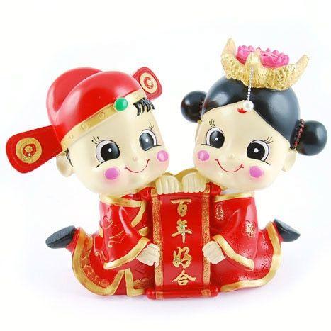 春节结婚对联精选