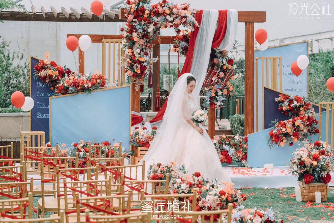 结婚两周年送花祝福语