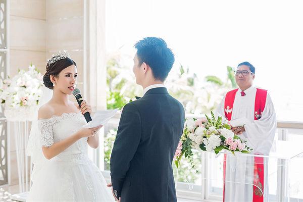 无论贫穷还是富有结婚誓言 婚礼上对新娘说的话