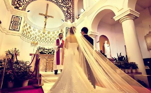 无论贫穷还是富有结婚誓言