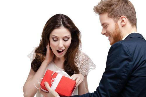 低调晒老公送的礼物短句 收到礼物惊喜心情句子