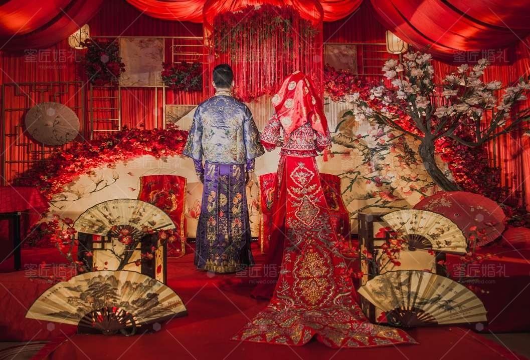 正月婚嫁对联女方七字