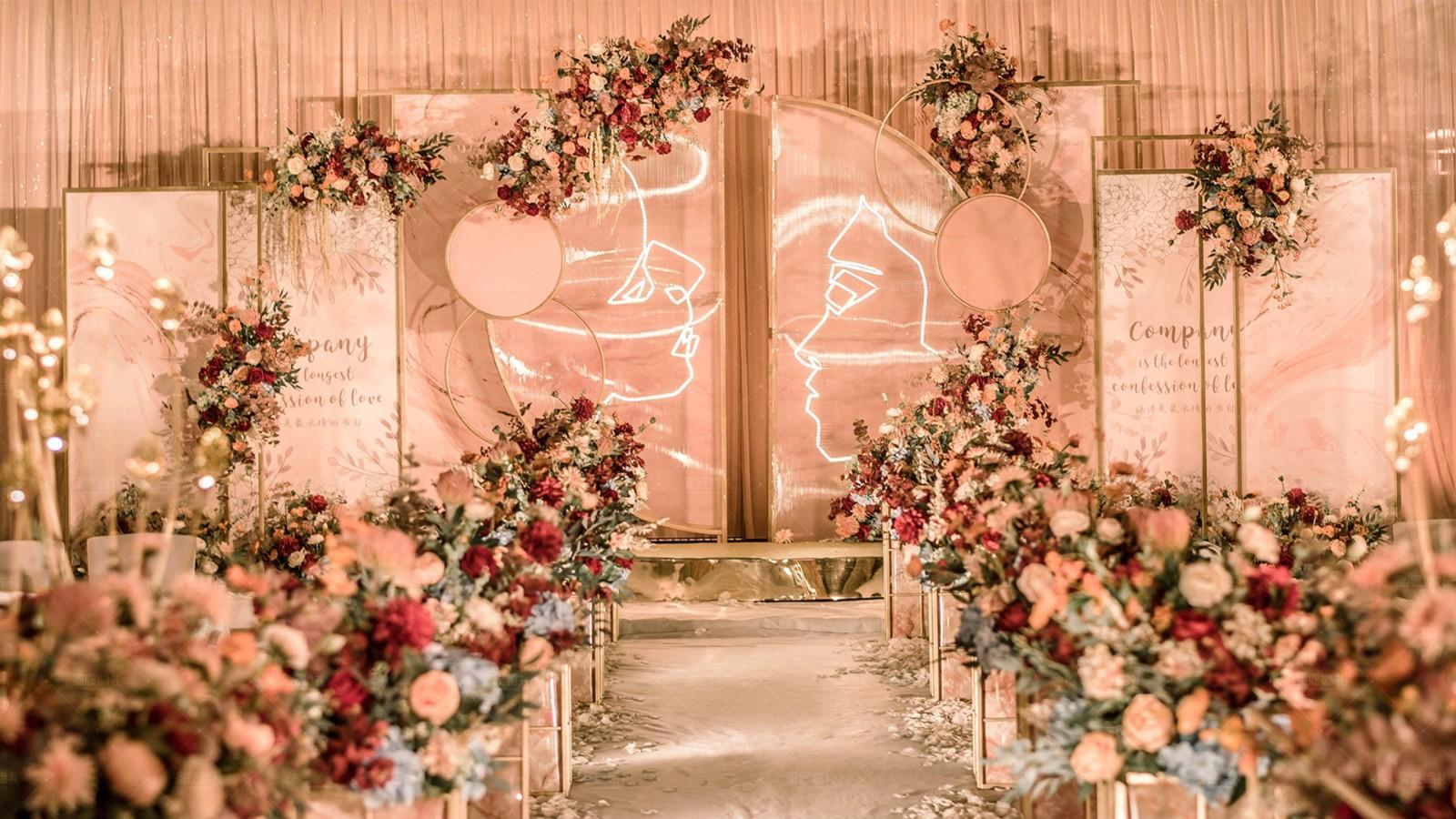 一些简单唯美的结婚祝福语