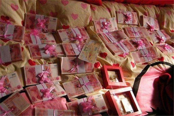杭州嫁妆一般给多少