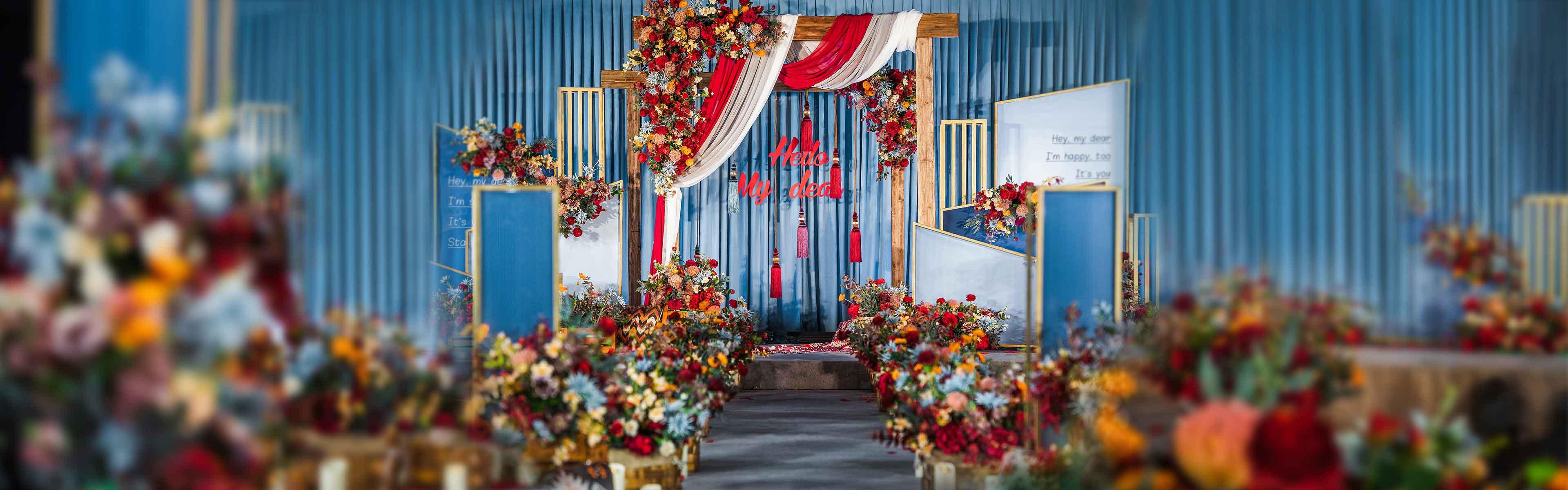 津市婚庆策划案例:最美婚礼 年度 | 河南 郑州