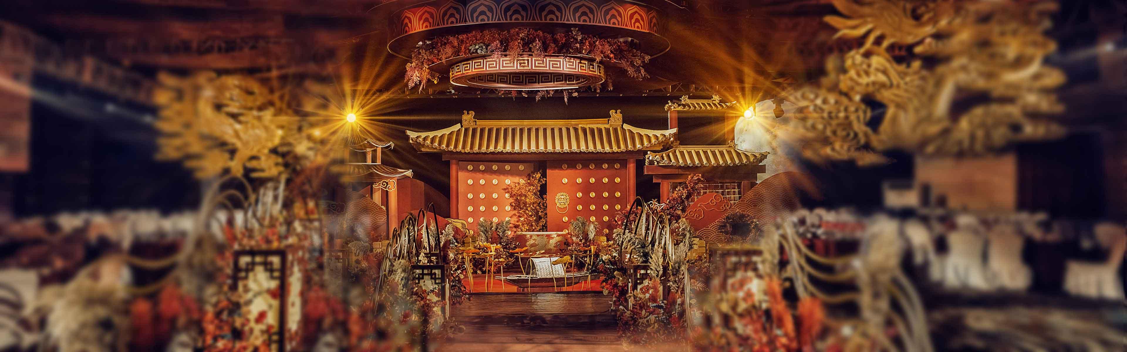 榆树市婚庆策划案例:最美婚礼 年度 | 河南 郑州