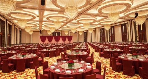 郑州十大婚宴酒店排行榜 郑州十大婚宴酒店有哪些